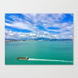 Nha Trang Bay Vietnam Canvas Print