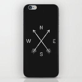 Compass iPhone Skin