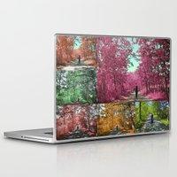 trip Laptop & iPad Skins featuring Trip by Alexis Morgan