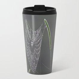 Dewy Web Travel Mug