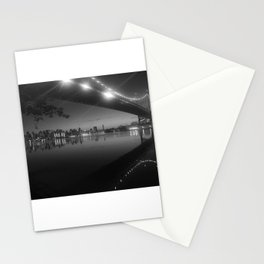 PASSING REFLECTION Stationery Cards