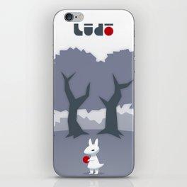 Lūdō iPhone Skin