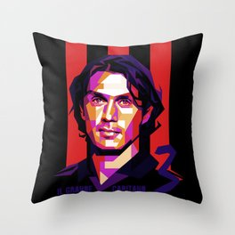 MILAN IL GRANDE CAPITANO Throw Pillow