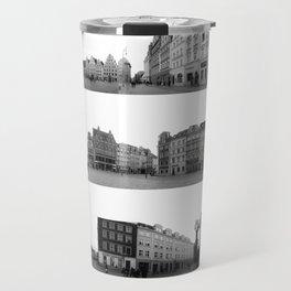 Wroclaw - The Market Square Travel Mug
