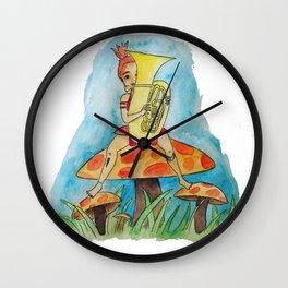 Tubalina Wall Clock