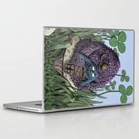 mom Laptop & iPad Skins featuring Mom by David Comito