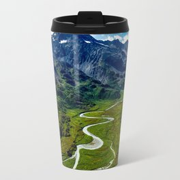 Down In The Valley Travel Mug