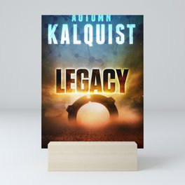 Legacy Jumpgate Mini Art Print