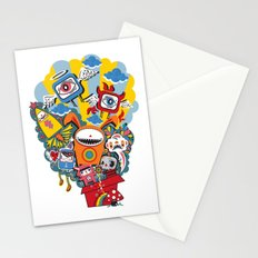 Polypop The Box Stationery Cards