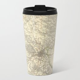 Dublin 1837 Travel Mug