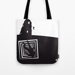 The Black Collection' Vertigo Tote Bag