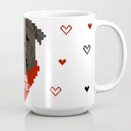 Pixel Pug Life Coffee Mug