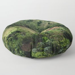 Hidden Gems Floor Pillow