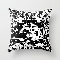 42 Throw Pillow