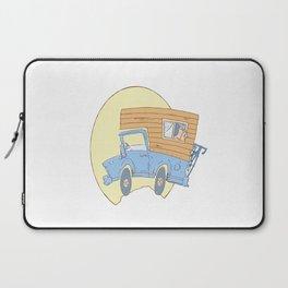 Go Exploring Laptop Sleeve