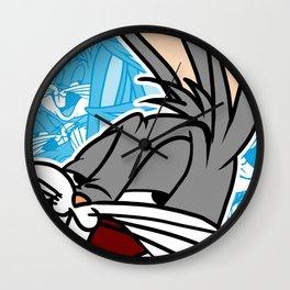 LOONEYTUNES - BUGS BUNNY Wall Clock