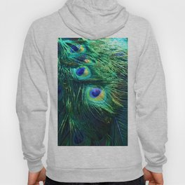 Peacock Feathers #1 #decor #art #society6 Hoody
