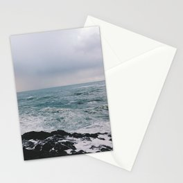 in the deep Stationery Cards
