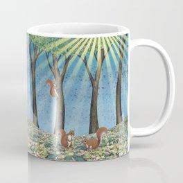 sunshine squirrels Coffee Mug