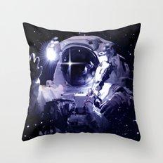 ASTRONAUT. Throw Pillow