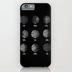 The Death Star Moon phase. iPhone 6s Slim Case