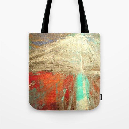 老人と山 (old man and the mountain) Tote Bag