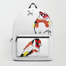 Goldfinches Backpack