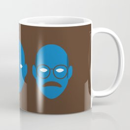 Blue Man Trio Coffee Mug