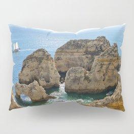 Ponta da Piedade, Algarve Pillow Sham