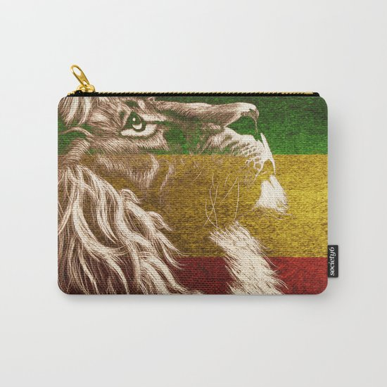King Of Judah Carry-All Pouch
