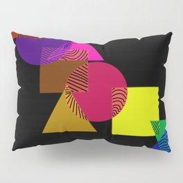 Geometric love Pillow Sham