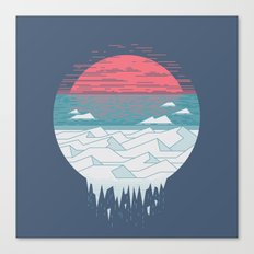 The Great Thaw Canvas Print
