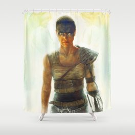 Imperator Furiosa Shower Curtain