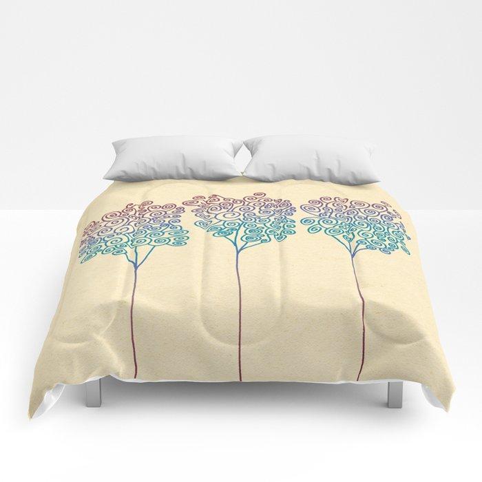 - 3 - Comforters