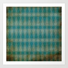 Pattern Ten Art Print