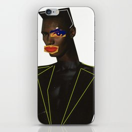"""I'm Not Perfect"" iPhone Skin"