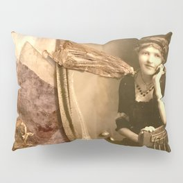 I Dream in  Black & White Pillow Sham