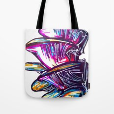Mushing Rooms Tote Bag