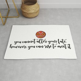 YOU CAN RISE Rug