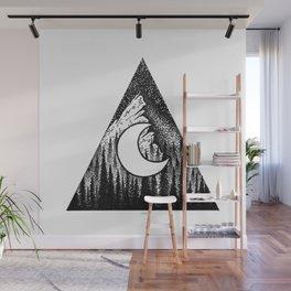 Deep Forest Wall Mural