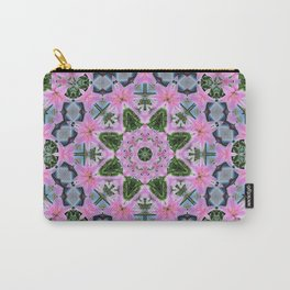 """KALEIDOSCOPE  """"LILY ELODIE"""" Carry-All Pouch"""