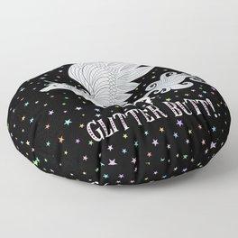 Glitter Butt! Floor Pillow