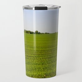 grass or cereals, Travel Mug