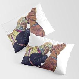 Three Amigos II Pillow Sham