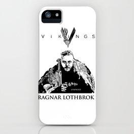 Vinkings - Ragnar Lothbrok iPhone Case