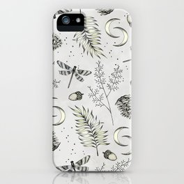 Autumn Dreams iPhone Case