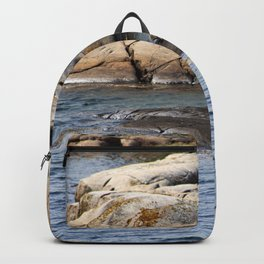 Stone Channels Backpack