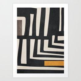 Abstract Art 16 Art Print