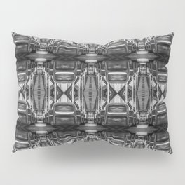 Big Bus To Anywhere Pillow Sham