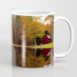 Reflective Pond Coffee Mug